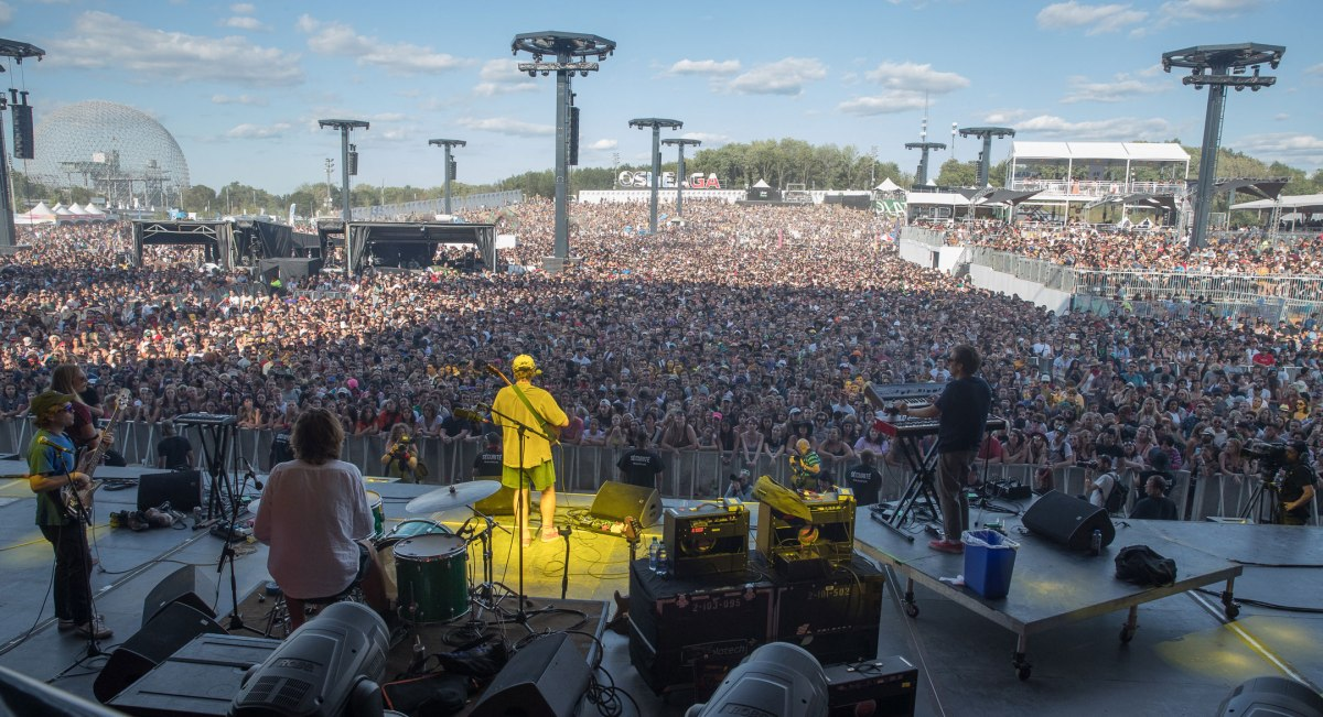 Festival Review: Osheaga Day 3 Highlights